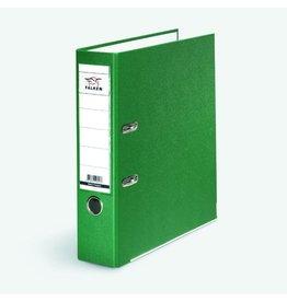 FALKEN Ordner PP-Color, PP-kasch., Einsteckrückensch., A4, 80mm, grün