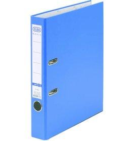 ELBA Ordner smart, PP-kasch., m.Griffloch, A4, 50mm, 28,5x31,8cm, hellblau