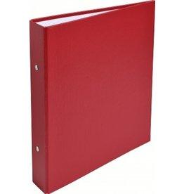 EXACOMPTA Ringbuch, PP(RC), A5, 2-Ring-Mechanik, Ring-Ø: 25 mm, rot