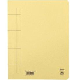 bene Schnellhefter, Karton (RC), 1/1 Vorderdeckel, A4, gelb