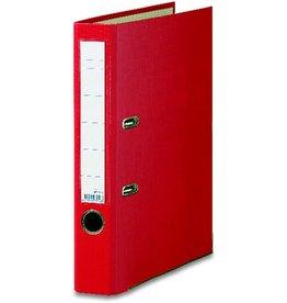 STAPLES Ordner Color, PP, Einsteckrückenschild, A4, 50 mm, rot