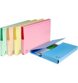 EXACOMPTA Dokumentenmappe NATURE®, Manilakarton, Klappe, A4, sortiert, intensiv