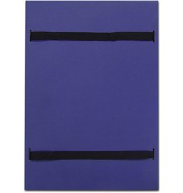 Ursus Einschlagmappe 5607, Karton, A4, blau