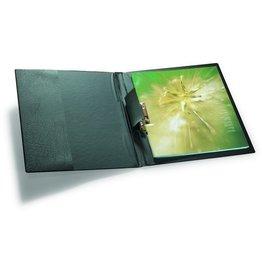 DURABLE Klemmmappe, Kunststoff, A4, für: 1 - 100 Blatt, schwarz