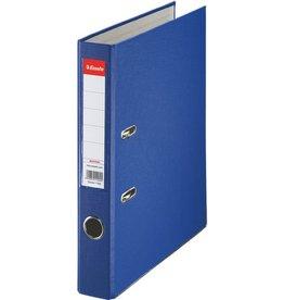 Esselte Ordner Economy, PP-kaschiert, Einsteckrückenschild, A4, 50 mm, blau