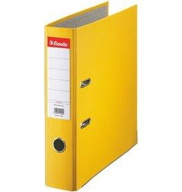 Esselte Ordner Economy, PP-kaschiert, Einsteckrückenschild, A4, 75 mm, gelb