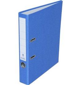 STAPLES Ordner, Spezialpapier, SK-Rückenschild, A4, 50 mm, blau