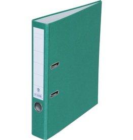 STAPLES Ordner, Spezialpapier, SK-Rückenschild, A4, 50 mm, grün