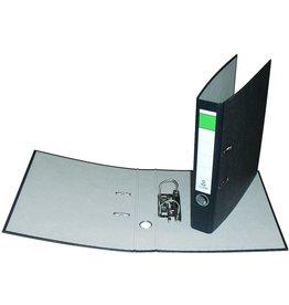 Ordner, Wolkenmarmorpapier, SK-Rückenschild, mit Griffloch, A4, 50 mm