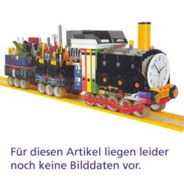 DONAU Ordnungsmappe, Karton (RC), A4, 24,3 x 30,7 cm, 6 Fächer, gelb