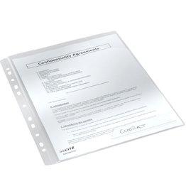 LEITZ Prospekthülle CombiFile Hardback, PP, A4, glaskl