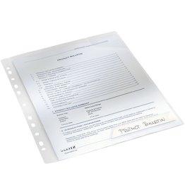 LEITZ Prospekthülle CombiFile, PP, A4, 0,2mm, glasklar
