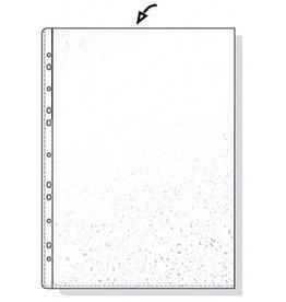 Rexel Prospekthülle, PP, o.off., Euroloch., A4, 0,05 mm, glasklar, glatt