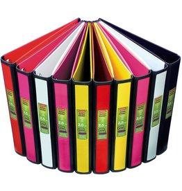STAPLES Ringbuch better binder, A4+, 4-D-Ring-Mechanik, Ring-Ø: 25 mm, grün
