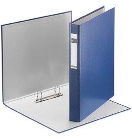 LEITZ Ringbuch Standard, A4, ü, 2-D-R-Mech., Ring-Ø: 25mm, blau