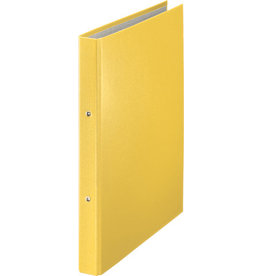 bene Ringbuch, A4, 2-Ring-Mechanik, Ring-Ø: 20 mm, gelb