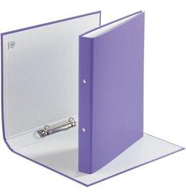 DONAU Ringbuch, PP, A4, 2-Ring-Mechanik, Ring-Ø: 20 mm, violett