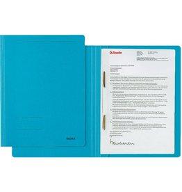LEITZ Schnellhefter Fresh, Karton (RC), 250 g/m², A4, blau