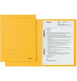 LEITZ Schnellhefter Fresh, Karton (RC), 250 g/m², A4, gelb