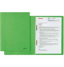 LEITZ Schnellhefter Fresh, Karton (RC), 250 g/m², A4, grün