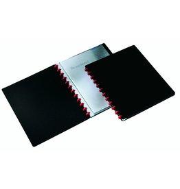DURABLE Sichtbuch DURALOOK® Easy, PP, 20 Hüllen, A4, sw