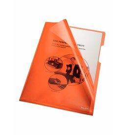 bene Sichthülle, A4, 0,15 mm, orange