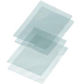 VELOFLEX Sichthülle, PVC-Weichfol., o./re.off., A4, 0,18mm, glaskl