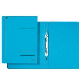 LEITZ Spiralhefter, 300g/m², 1/1 Vorderd., kfm. Heft./Amtsheft., A4, blau