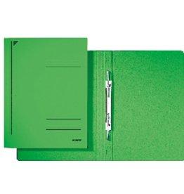 LEITZ Spiralhefter, 300g/m², 1/1 Vorderd., kfm. Heft./Amtsheft., A4, grün