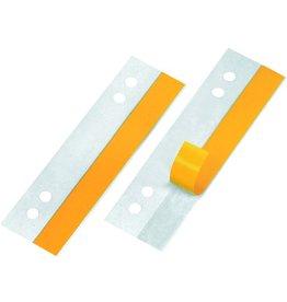 VELOFLEX Heftstreifen Heftfix, sk, 30x105mm, tr