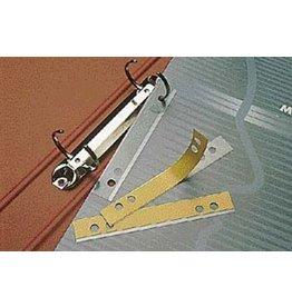VELOFLEX Lochverstärkungsstreifen VELOFIX®, sk, 15x105mm, farbl.