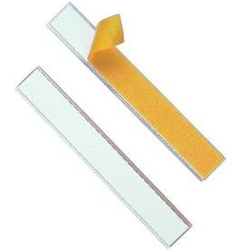 DURABLE Beschriftungsfenster Schildfix®, selbstklebend, 200x20mm, transparent