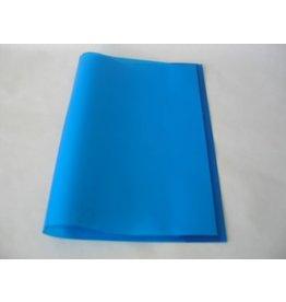DONAU Einbandhülle, PP, A4, 0,15 mm, blau