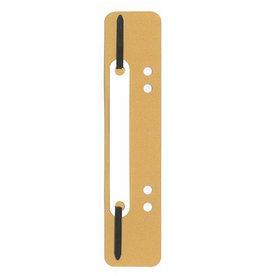 Heftstreifen, Karton, 34 x 150 mm, gelb