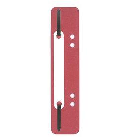 Heftstreifen, Karton, 34 x 150 mm, rot