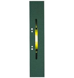 ELBA Heftstreifen, Manilakarton (RC), lang, geöst, 60x305mm, grün