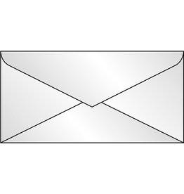 sigel Designbriefumschlag, Spez.pap., 100g/m², gum, DL, farbl., tr