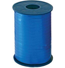 Pressel Geschenkband, Polypropylen, 5 mm x 500 m, blau