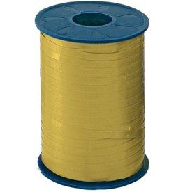 Pressel Geschenkband, PP, 5 mm x 500 m, gelb