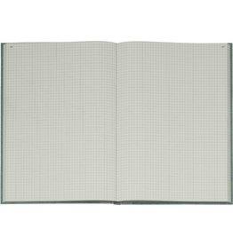 K&E Geschäftsbuch, Deckenband, kariert, m. Seitenzahl, A4, 96Bl.