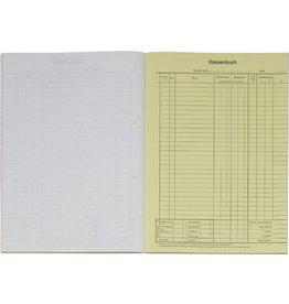 K&E Kassenbuch, Bruttoverbuchung, A4, sd, 2x50Bl.