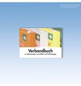 SÖHNGEN Verbandbuch, A5 quer