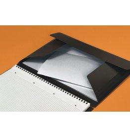 Oxford Collegeblock MEETINGBOOK, kar.5mm, A4, 80g/m², hf, weiß, 80Bl.