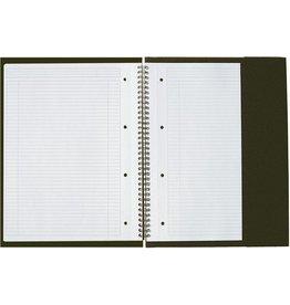 Oxford Collegeblock MEETINGBOOK, lin.6mm, A4, 80g/m², hf, weiß, 80Bl.