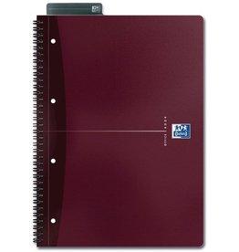 Oxford Collegeblock OFFICE BOOK, lin.7mm, A4+, 90g/m², Einband: sort., 90Bl.