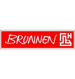 BRUNNEN Fahrtenbuch, Kart., A6q, 40Bl.