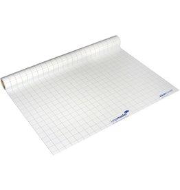 Legamaster Folienrolle Magic Chart, kariert, 60cmx20m, PP, weiß, 25 Blatt