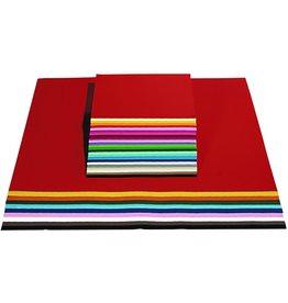 folia Fotokarton, 70 x 100 cm, 300 g/m², schwarz