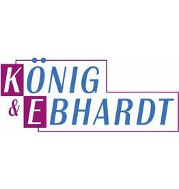K&E Geschäftsbuch, UWS-Karton, liniert, A5, RC, 96 Blatt