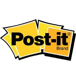 Post-it Haftnotiz, 51 x 38 mm, 4farbig sortiert
